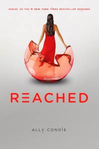 Reached, By Ally Condie