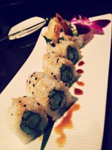 Sushi from Deep Blu