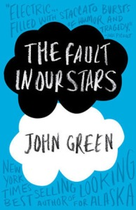A Fault In Our Stars, By John Green