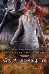 City of Heavenly Fire, By Cassandra Clare