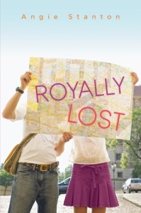 Royally Lost, By Angie Stanton