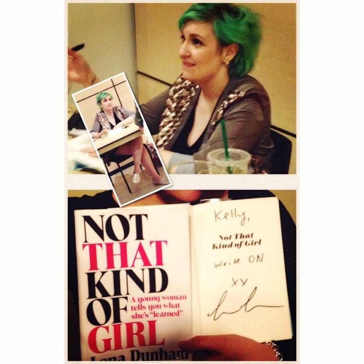 Lena Dunham- Toronto Reference Library Event