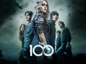 The 100 by Kass Morgan and CW TV show