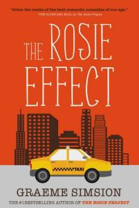 The Rosie Effect, by Graeme Simsion