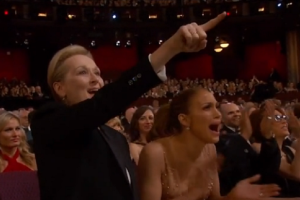 Meryl and Jennifer