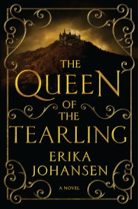 The Queen of the Tearling, by Erika Johansen