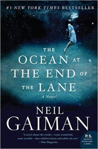 The Ocean at the End of the Lane, by Neil Gaiman