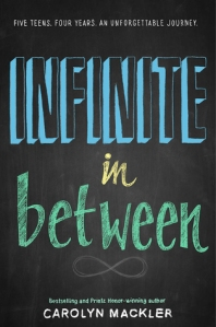 Infinite in Between, by Carolyn Mackler