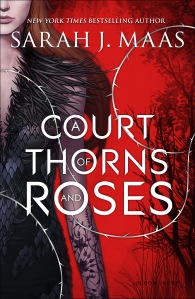 A Court of Thrones and Roses, by Sarah J. Mass