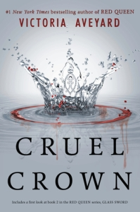 Cruel Crown, Novellas by Victoria Aveyard