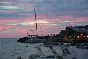 Ammoudi Sunset View