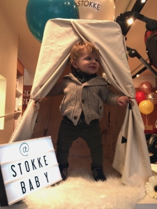 Xavier Does Stokke #GrowWithStokke