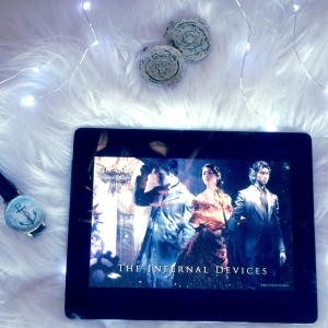 The Infernal Devices, by Cassandra Clare