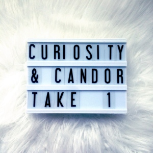 Curiosity & Candor, Take 1 Featuring Gavin Reynolds